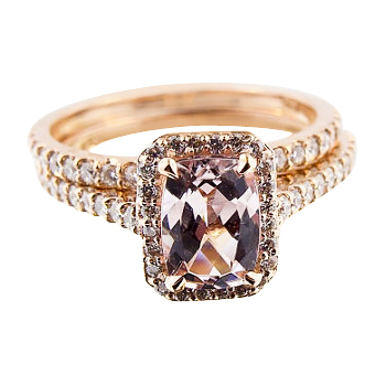 14K-Rose-Gold-Diamond-and-Natural-Morgniate-Halo-Engagement-Set.jpg